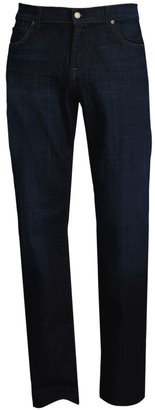 7 For All Mankind Austyn Relaxed Straight-Fit Jeans