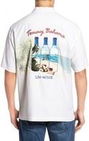 Tommy Bahama Men's Un-Wine Short Sleeve Sport Shirt