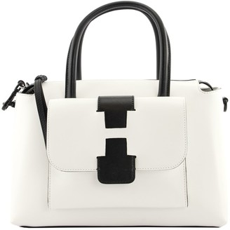 Hogan Crossbody Bag White, Black