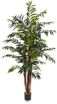 Bed Bath & Beyond Nearly Natural 5-Foot Bamboo Palm Silk Tree