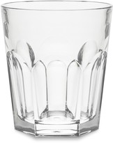 DuraClear® Faceted Short Tumblers, Set of 6
