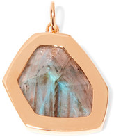Monica Vinader Petra Gold Vermeil Labradorite Pendant - one size