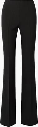 Michael Kors Collection Crepe Flared Pants
