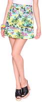 FOREVER 21 Island Getaway Skirt