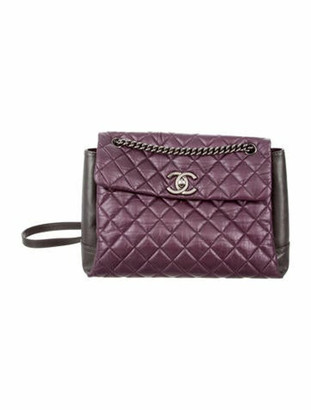 Chanel Lady Pearly Flap Bag Metallic