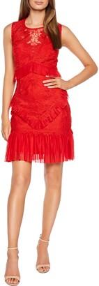 Bardot Francesca Lace Cocktail Dress