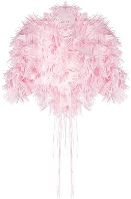 PASKAL clothes Fringed Cropped Jacket