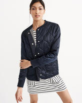 Abercrombie & Fitch Quilted Jacket
