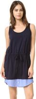 Clu Too Shirttail Dress