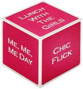 Geoffrey Parker Girly Decision Cube