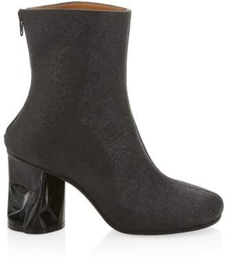 Maison Margiela Gitter Block-Heel Booties