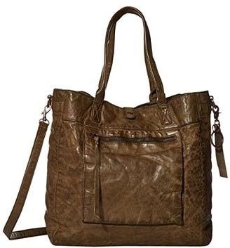 Frye AND CO. Rubie Tote (Olive) Tote Handbags
