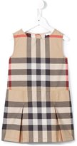 Burberry New Classic Check 'Dawny' dress - kids - Cotton - 5 yrs