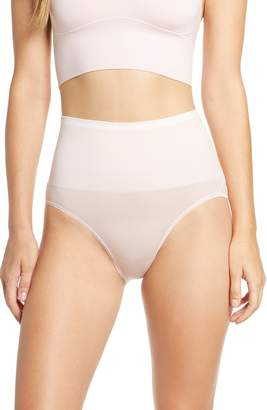 Yummie Ultralight Seamless Lace Inset Shaping Briefs