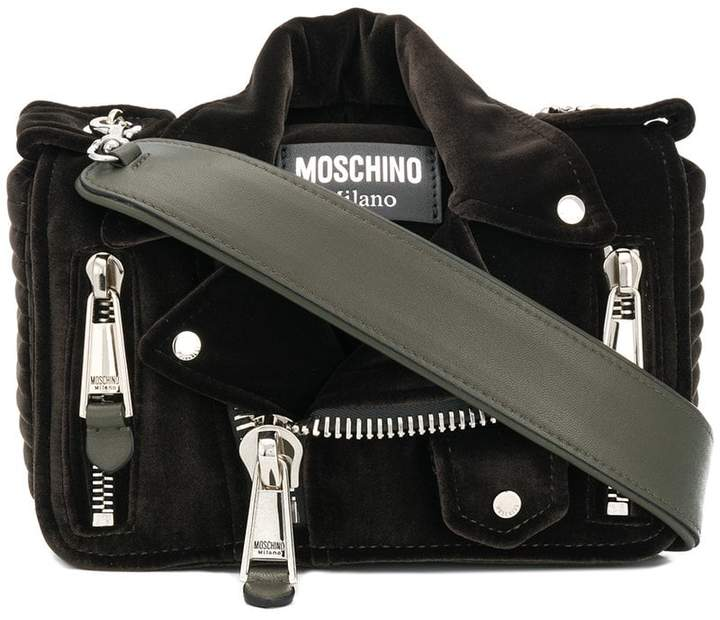 Moschino medium Biker bag