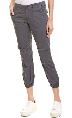 Monrow Side Zip Jogger Pant