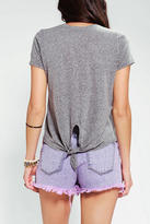 Truly Madly Deeply Tie-Back Tee