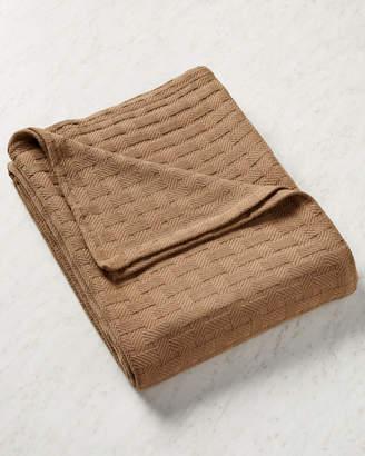 Superior Basket Weave Blanket