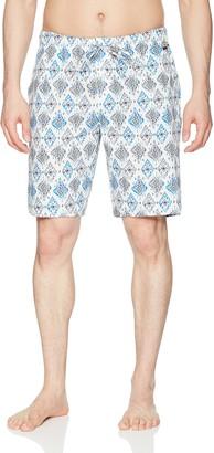 Hanro Men's River Woven Shorts