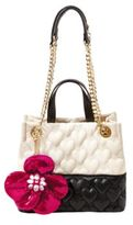 Betsey Johnson Be My Better Half Shopper Bag