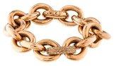 Eddie Borgo Pavé Rolo Chain Bracelet