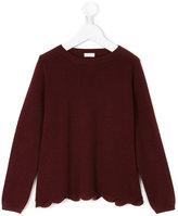 Il Gufo long-sleeved sweater - kids - Wool - 2 yrs