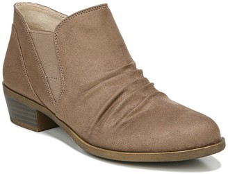 LifeStride Aurora Scrunch Ankle Boot - Wide Width Available