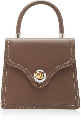 Ratio Et Motus Lady Leather Top Handle Bag