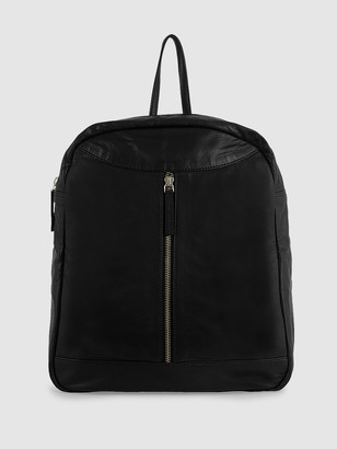 Amsterdam Heritage Isenia Leather Backpack