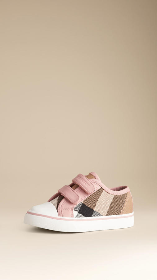 Burberry House Check Trainers