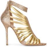 Aperlaï open toe sandals - women - Calf Leather/Leather - 38