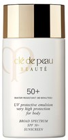 Clé de Peau Beauté Uv Protective Emulsion Very High Protection For Body Broad Spectrum Spf 50+