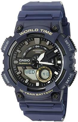 Casio Men's Heavy Duty Quartz Resin Watch