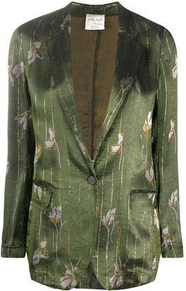 Forte Forte Floral Embroidered Blazer