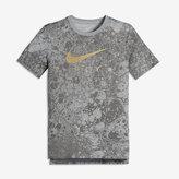 Nike Dry LunarFly Droptail Big Kids' (Boys') T-Shirt