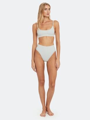 Frankie's Bikinis Gabrielle High Rise Bottom
