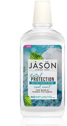 Jason Sea Salt Total Protection Mouth Rinse 474Ml