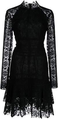 Jonathan Simkhai floral embroidered dress
