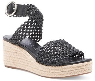 Sole Society Cadyle Espadrille Wedge Sandal