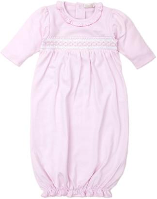 Kissy Kissy CLB Fall Pink Sleep Gown, Size Newborn-Small