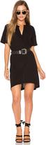 Stateside Short Sleeve Shirt Dress