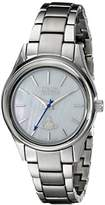 Vivienne Westwood Women's VV111SL Holloway Stainless Steel Watch with Link Bracelet