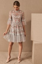 Needle & Thread Butterfly Meadow Mini Dress