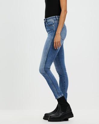 Neuw Women's Blue Skinny - Smith Skinny Jeans - Size 28 at The Iconic