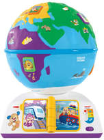 Fisher-Price NEW Smart Stages Plus Greetings Globe