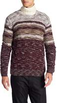 Wesc Ali Zigzag Crew Neck Sweater