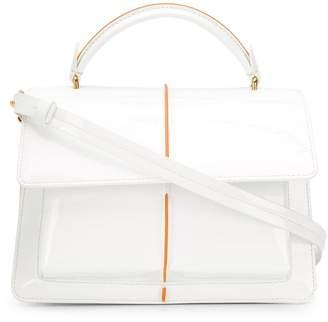 Marni accordion-style tote bag