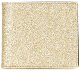 Maison Margiela glitter billfold wallet - men - Calf Leather/Polyester - One Size