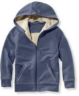 L.L. Bean Boy's Fleece-Lined Hoodie