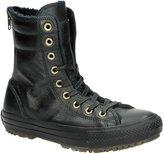 Converse Hi-Rise Boot Leather + Fur Zipper Leder Gefüttert Winter Herbst Damen Schuhe Größe